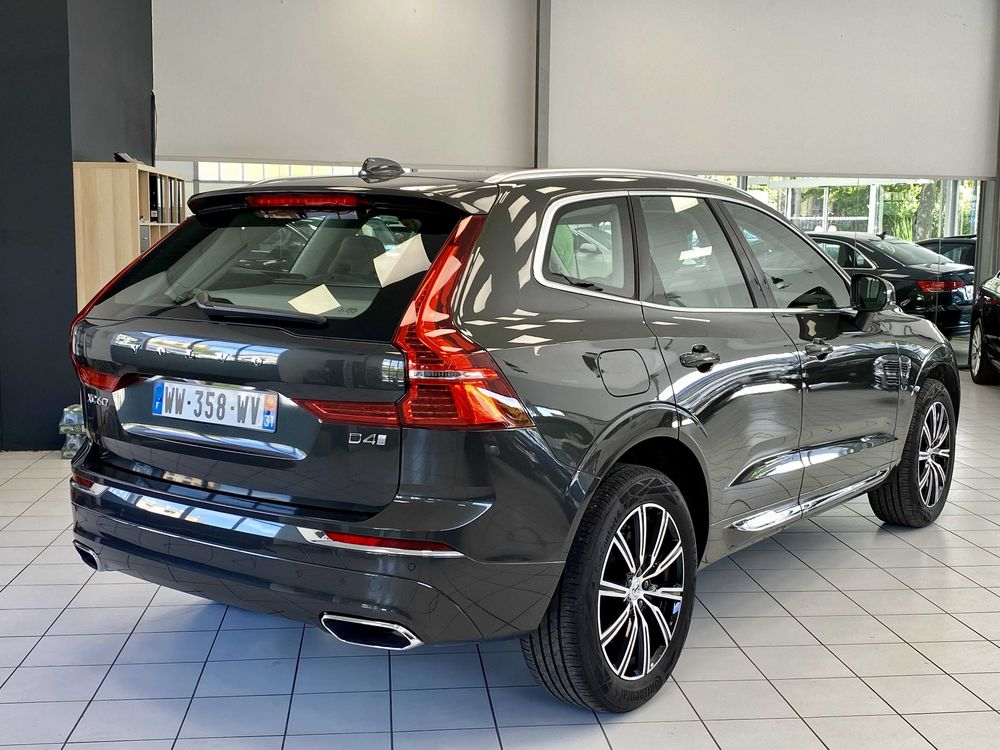 Volvo XC60 D4 AdBlue 190 ch Geartronic 8 Inscription