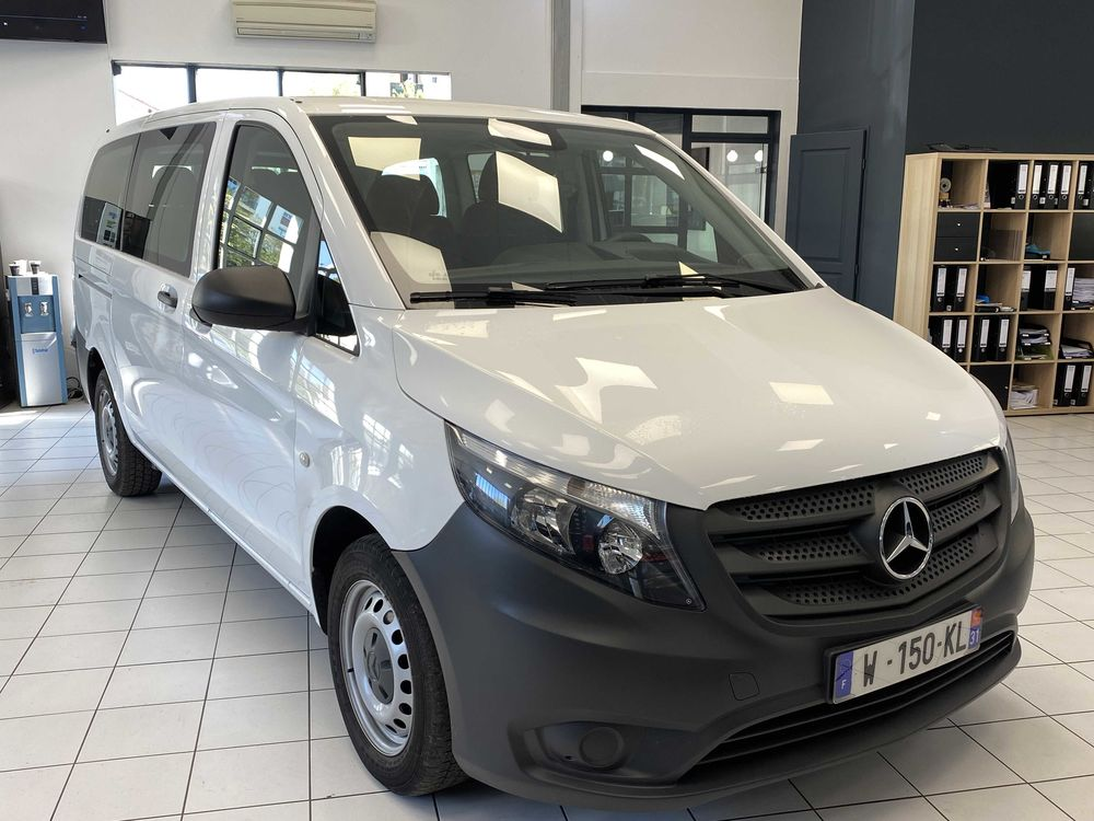 Mercedes Vito 109 CDI  Extra-Long 9 places Mini Bus