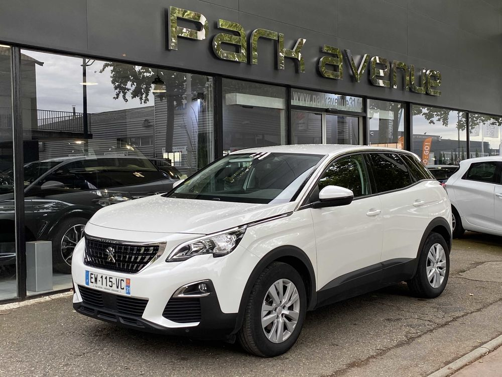 Peugeot 3008 1.6 blue hdi 120 s&s active business eat6