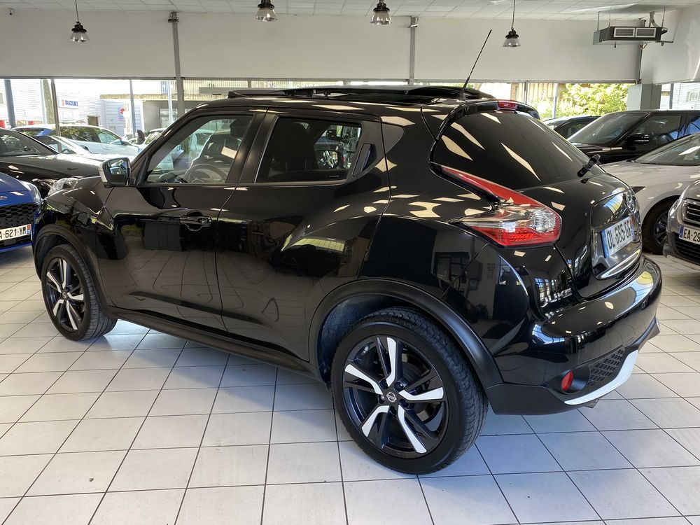Nissan Juke 1.2e DIG-T 115 Start/Stop System Connect Edition